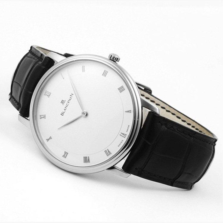 Blancpain Villeret 超薄腕表。