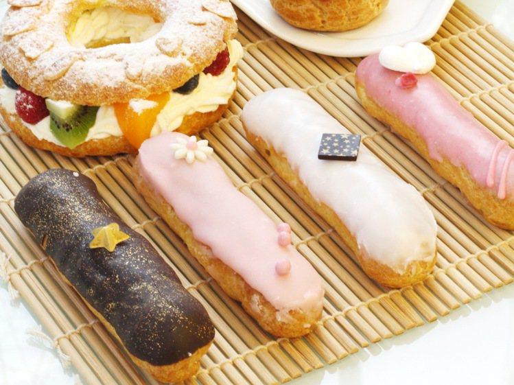天成大飯店TICC世貿會館「Taipei Garden Cafe」全新推出8款泡...