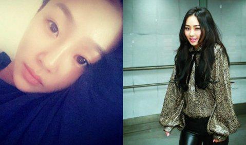 韓國女子組合SISTAR成員孝琳曬自拍,清純素顏惹人羨慕。17日,孝琳在自己的Instagram曬出了一張自拍照。照片中的她對準了相機鏡頭,展現了大眼睛、尖下巴以及白皙有光澤的皮膚,不同於舞台上的清...