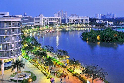 越南去年7月開放外國人購屋,成亞洲投資新桃花源,在富美興城市內投報率可達7%。