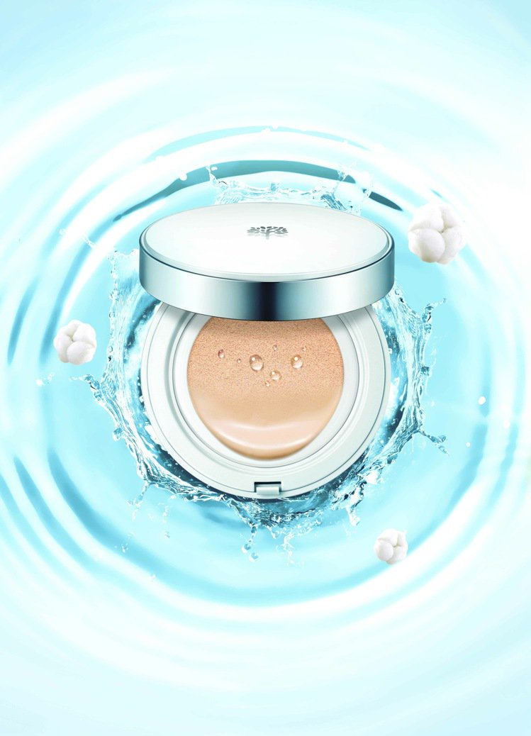 THE FACE SHOP控油持妝霧感氣墊粉餅(15g/850元)。圖/THE ...