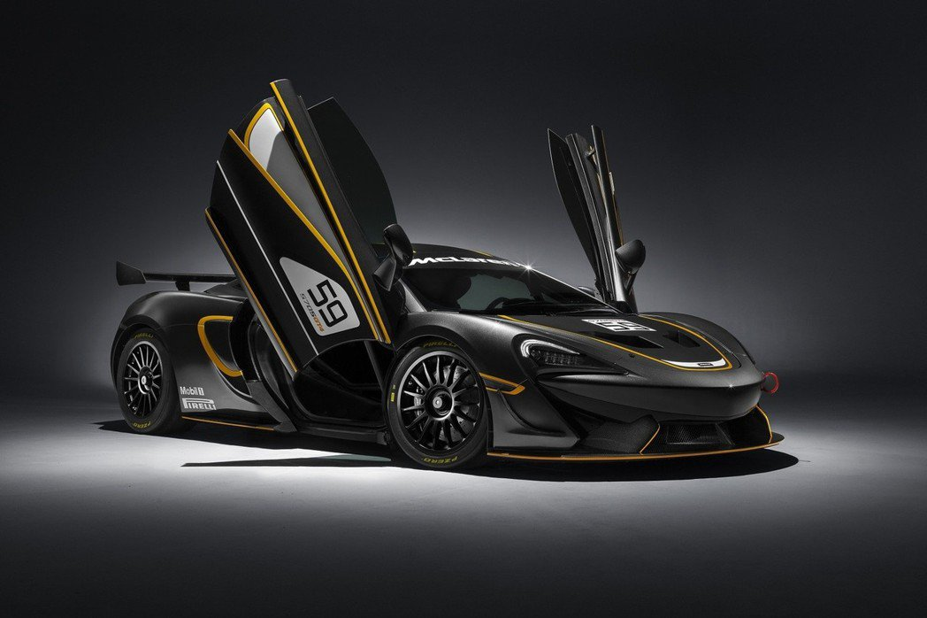 McLaren針對570S車系,推出570S GT4與570S Sprint車款...