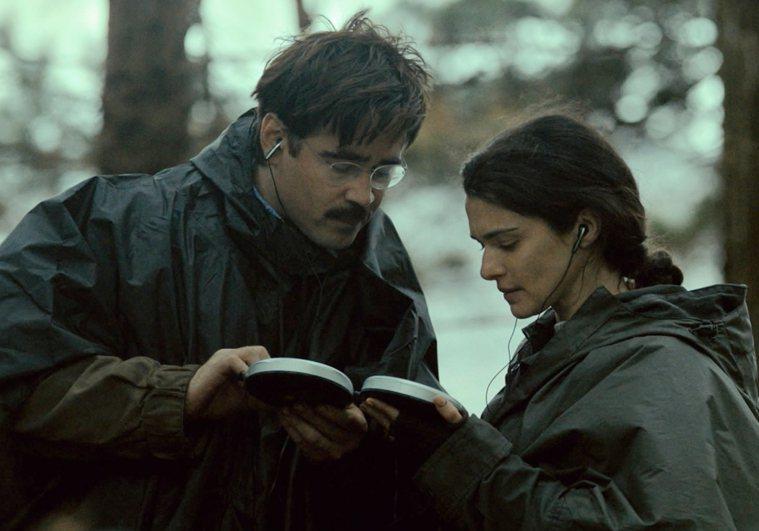 「單身動物園」由柯林法洛(左)與瑞秋懷茲等人主演。圖/得藝提供