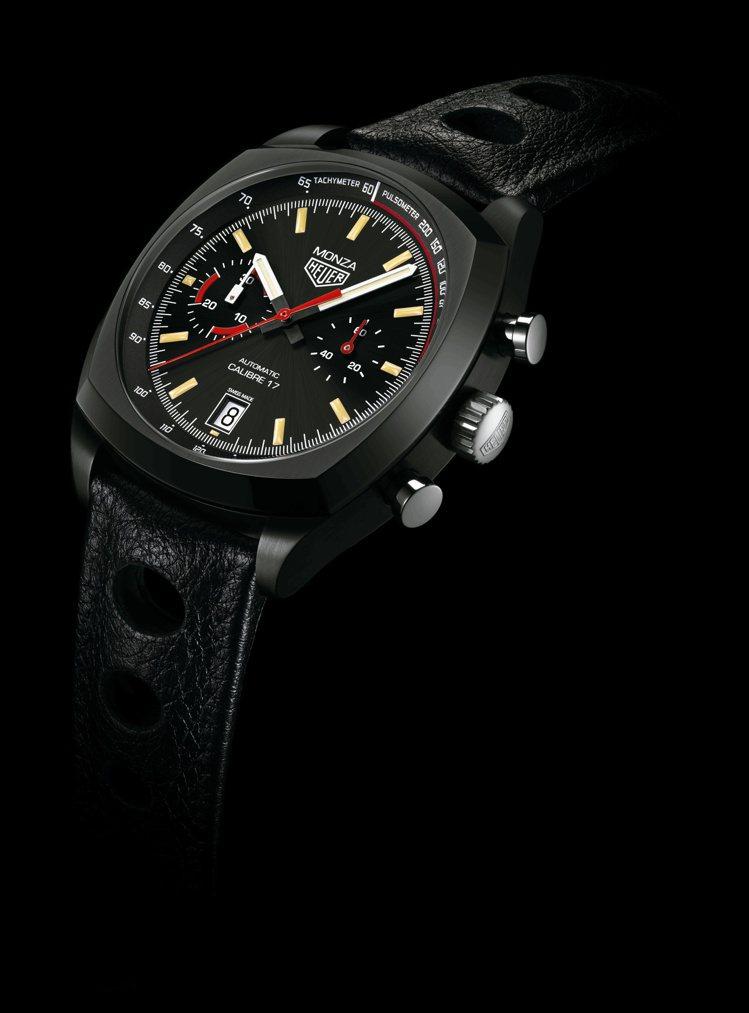 Tag Heuer Monza 計時碼表(40周年紀念款),17萬3,000元。...