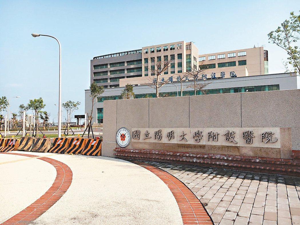 縣府將整合陽大附醫周邊,在宜蘭後火車站打造「健康休閒產業園區」。 記者鍾知君/攝...