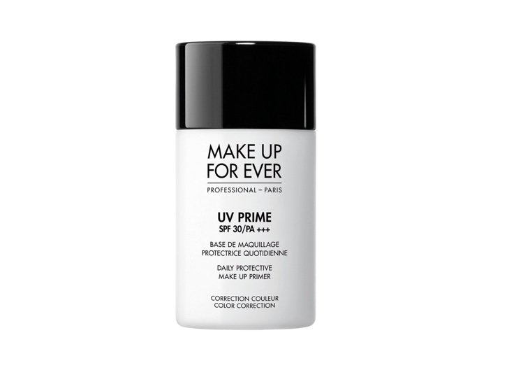 2.MAKE UP FOR EVER高效防曬隔離乳潤色版SPF30/PA+++(...
