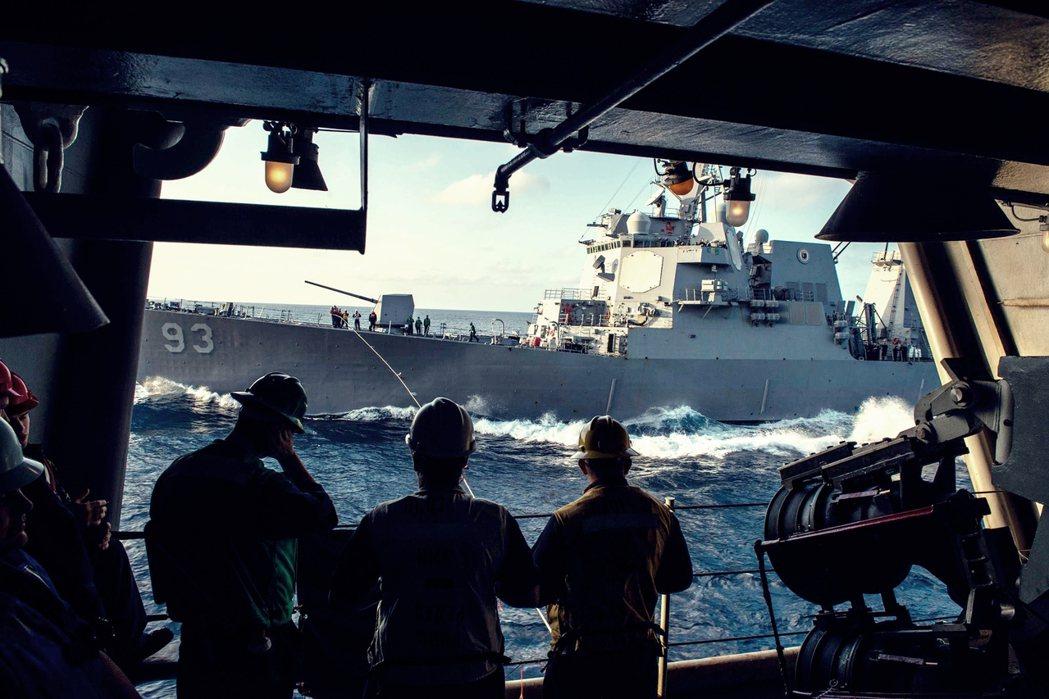 目前的美中南海競爭主要涉及三個問題:第一,競爭的地緣戰略意義為何;第二,中國的戰...