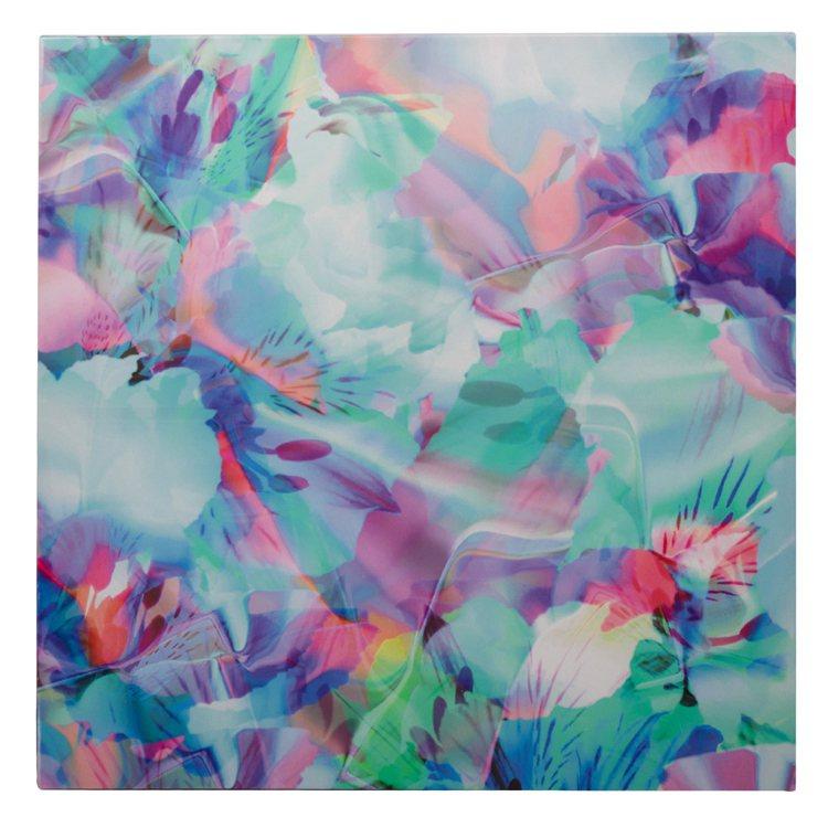 如印象派般的寫意花朵無框畫,為居室增添想像力,3,990元。圖/HOLA提供