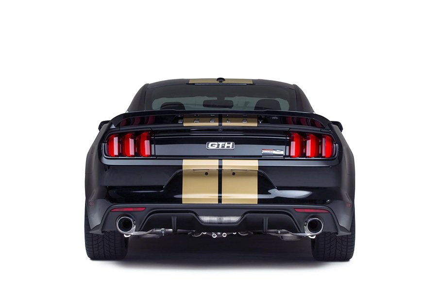 Shelby GT-H跑車 Ford提供