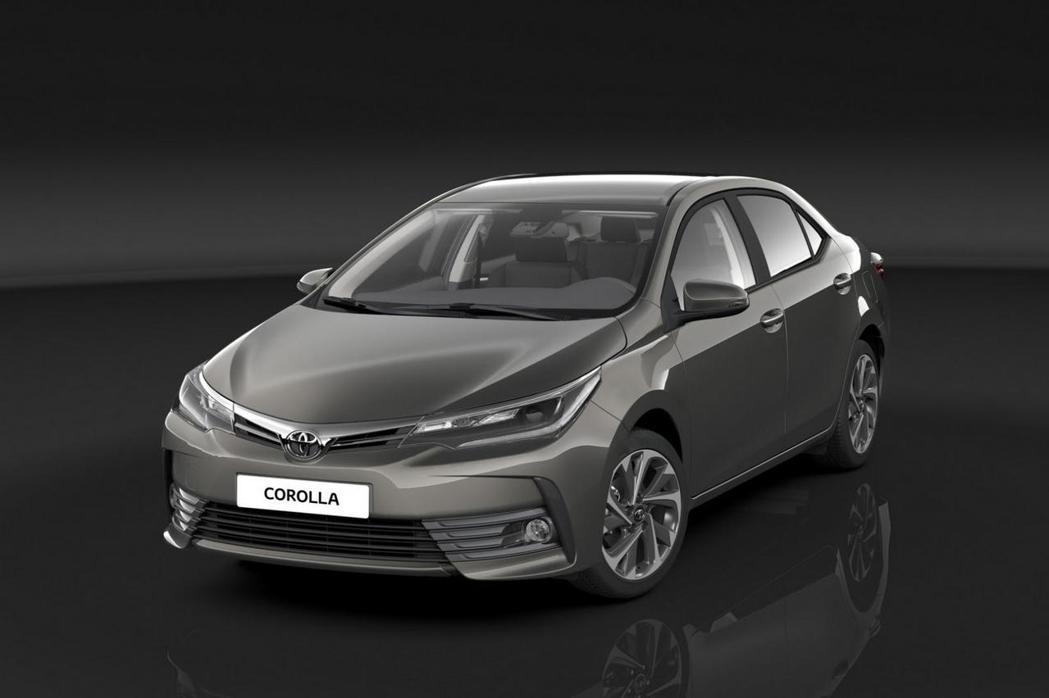 近日,Toyota於歐洲等地區公布了新改款Corolla歐規車型。 摘自Toyo...