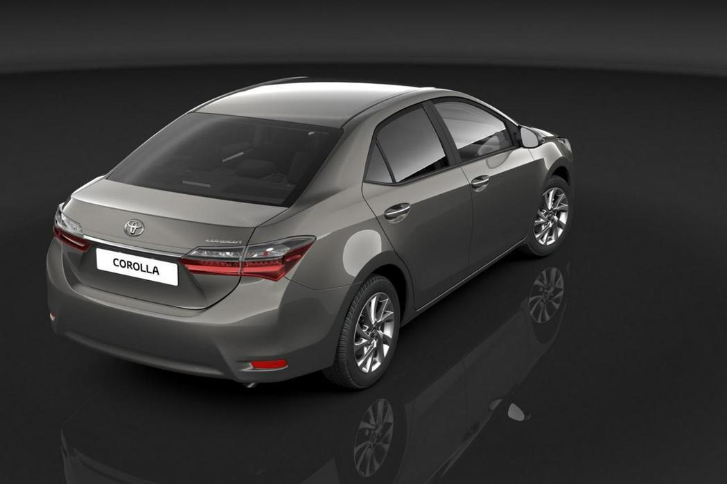 新一代Corolla將標配Toyota Safety Sense主動式安全防護系...