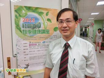 高雄醫學大學小兒科主治醫師蕭惠彬