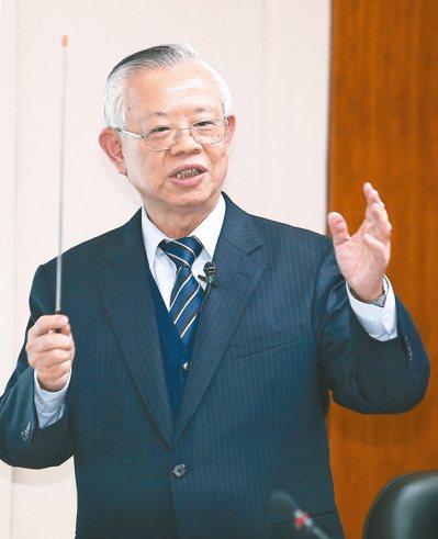 彭淮南宣布鬆綁豪宅以外的針對性信用管制措施,他透露目前投機客「很少、很少、很少」...