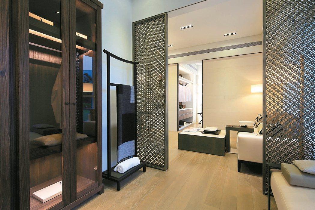 消費者可以依照自身需求,量身打造起居空間。