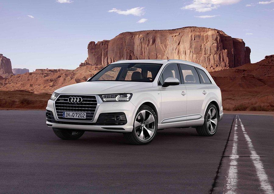 Audi 旗下Q系列SUV產品陣線於全球銷售表現締造傲人佳績,2015年底於台灣...