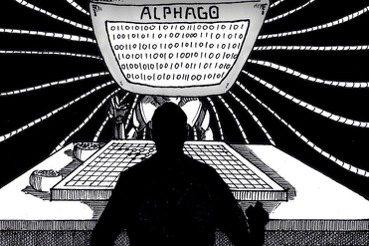 林大為/中文房間裡的alphago