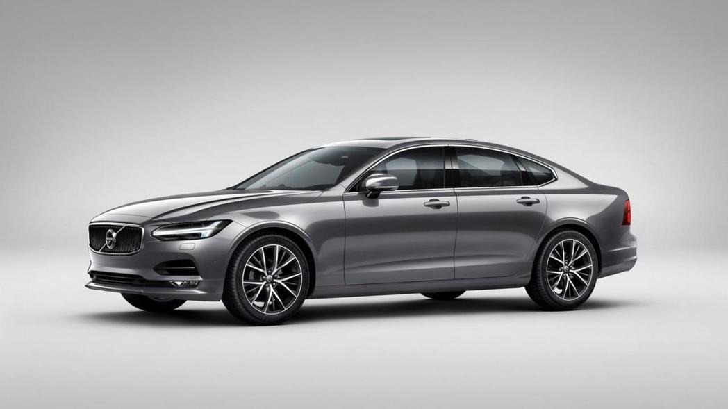 Volvo S90今年第四季將引進台灣市場。 摘自Volvo.com