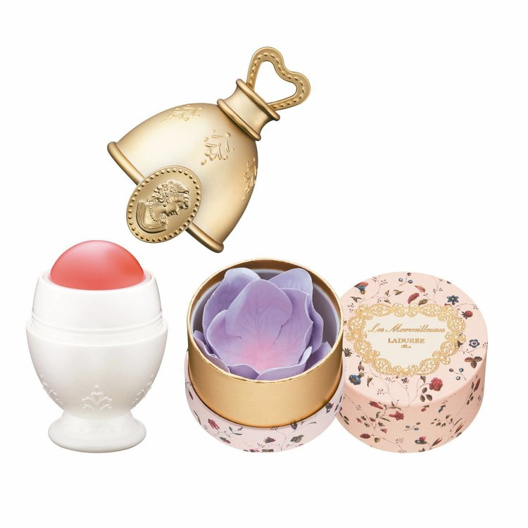Les Merveilleuses LADUREE母親節推出品牌最經典的浮飾誕生...