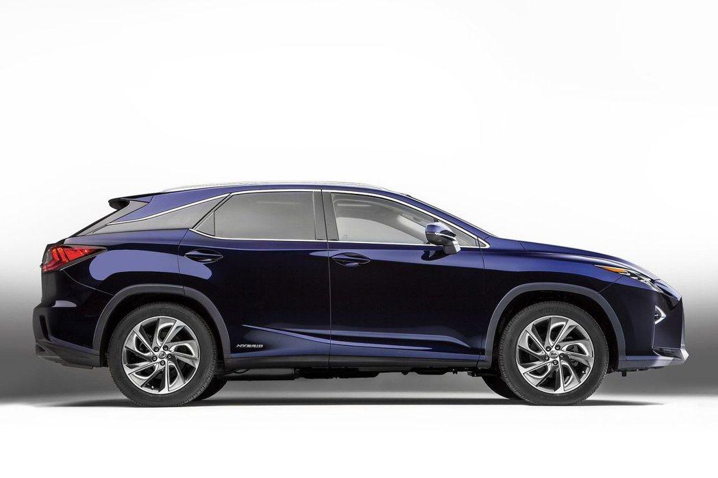 Lexus現任總經理Jeff Bracken接受國外媒體訪問時,說道有關於RX第...