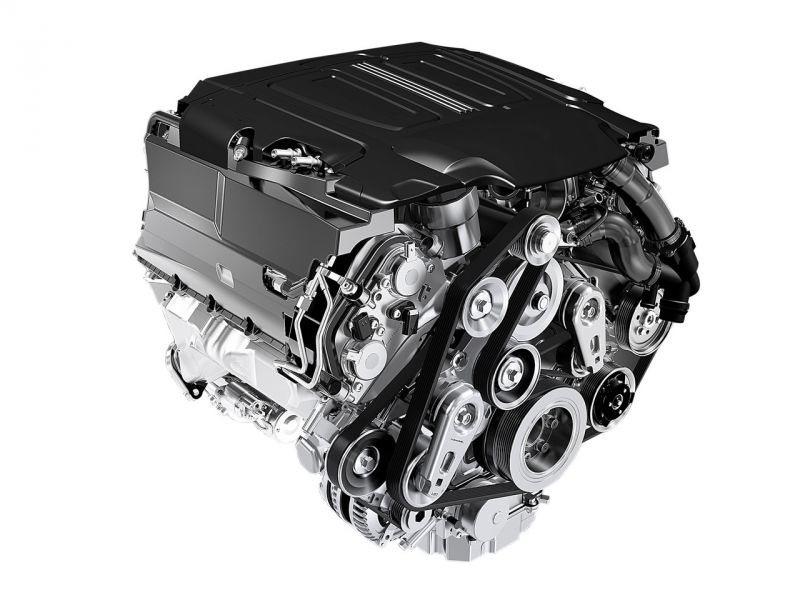 柴油引擎一直存在著相當多的爭議。 摘自Land Rover.com