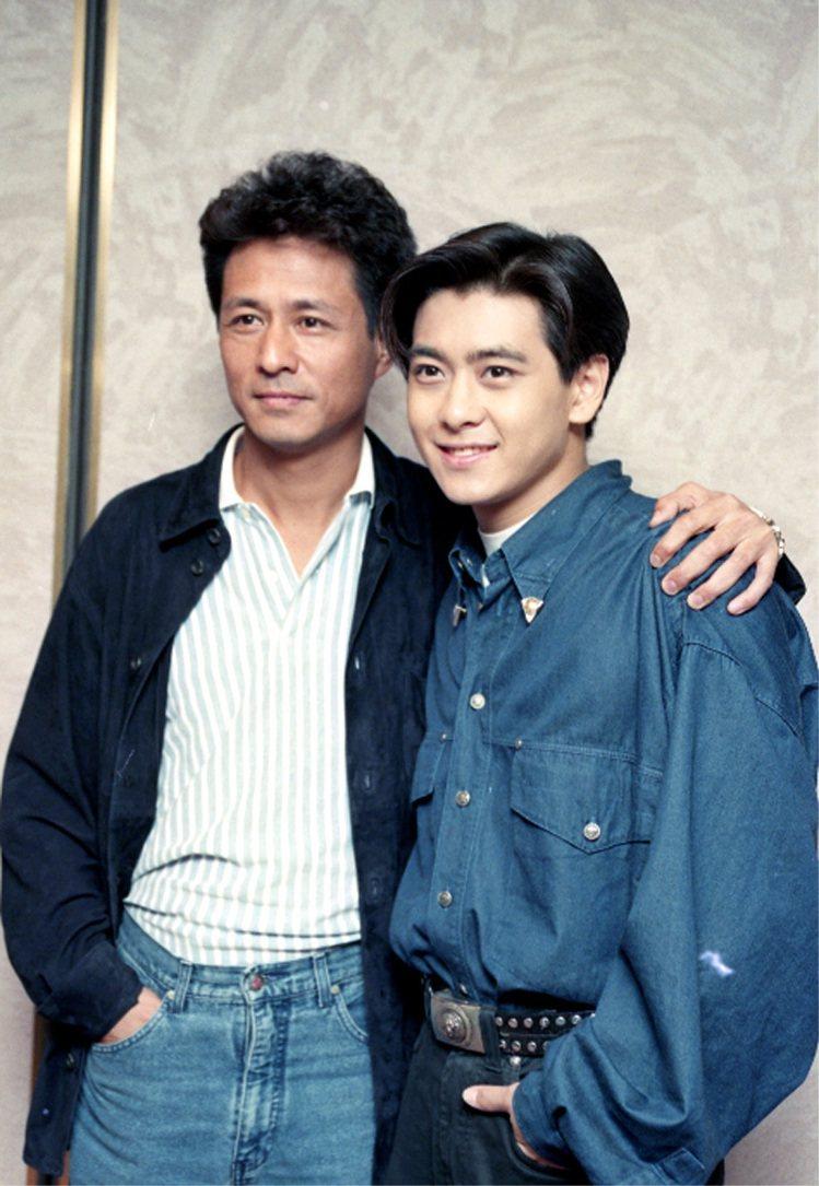 林志穎(1995)。圖/聯合報資料照