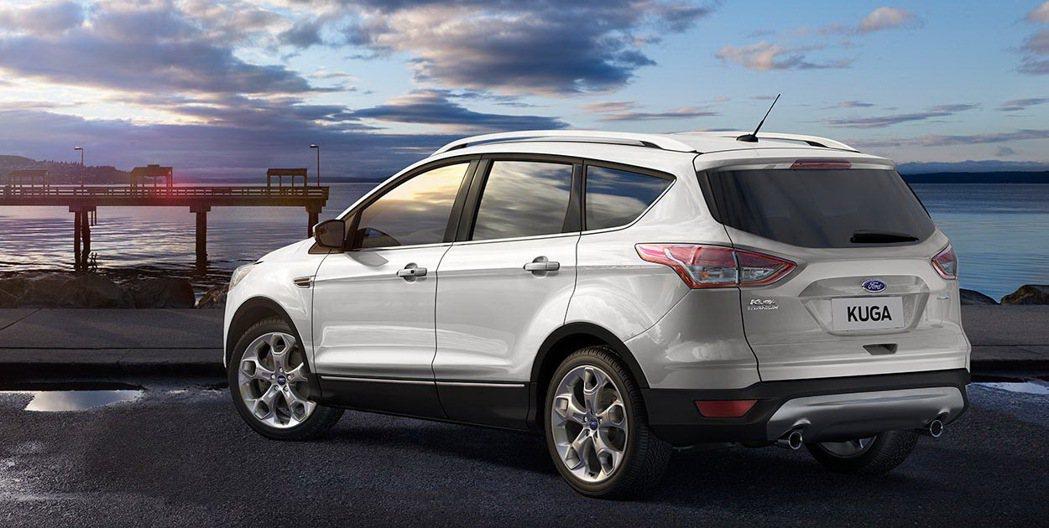 Ford Kuga擁有多元動力,滿足千禧世代的購車需求。 圖/福特六和提供