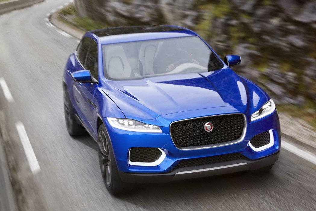 Jaguar F-Pace將於今年第三季推出。 圖/Jaguar提供