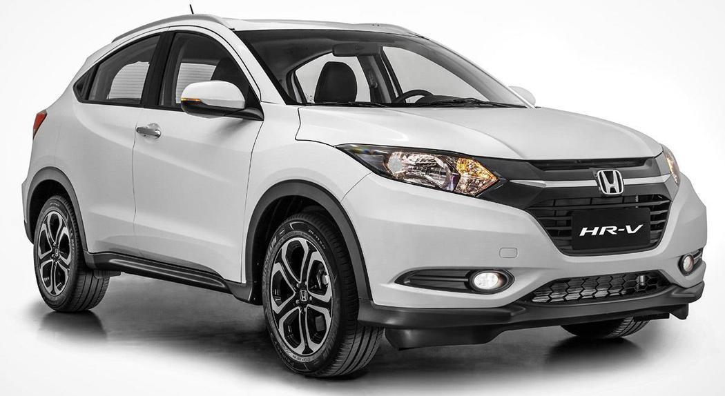 Honda H-RV。 圖/Honda提供