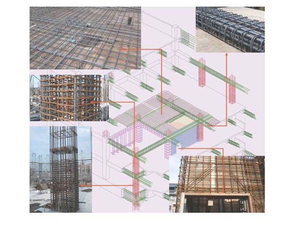 建築安全履歷示範。