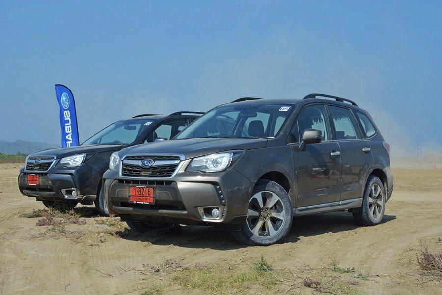 我們此行試乘路的是2.0升自然進氣的汽油版,是意美汽車在馬來西亞CKD組裝製造的...