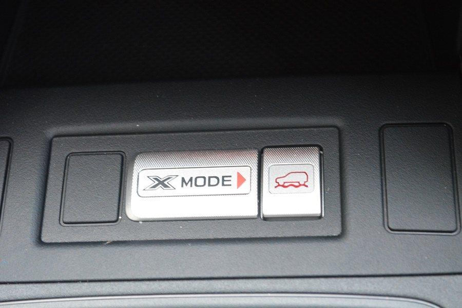 X-Mode系統經過改良,帶來更強的越野性能表現。 記者趙惠群/攝影