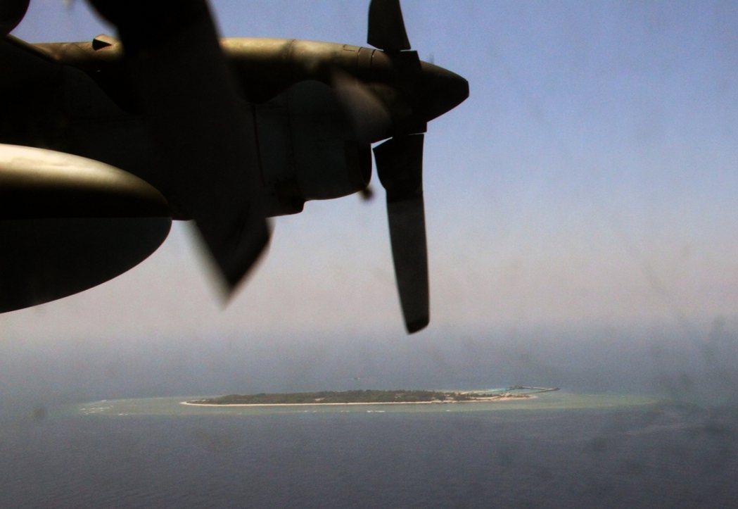 太平島。 圖/報系資料圖庫