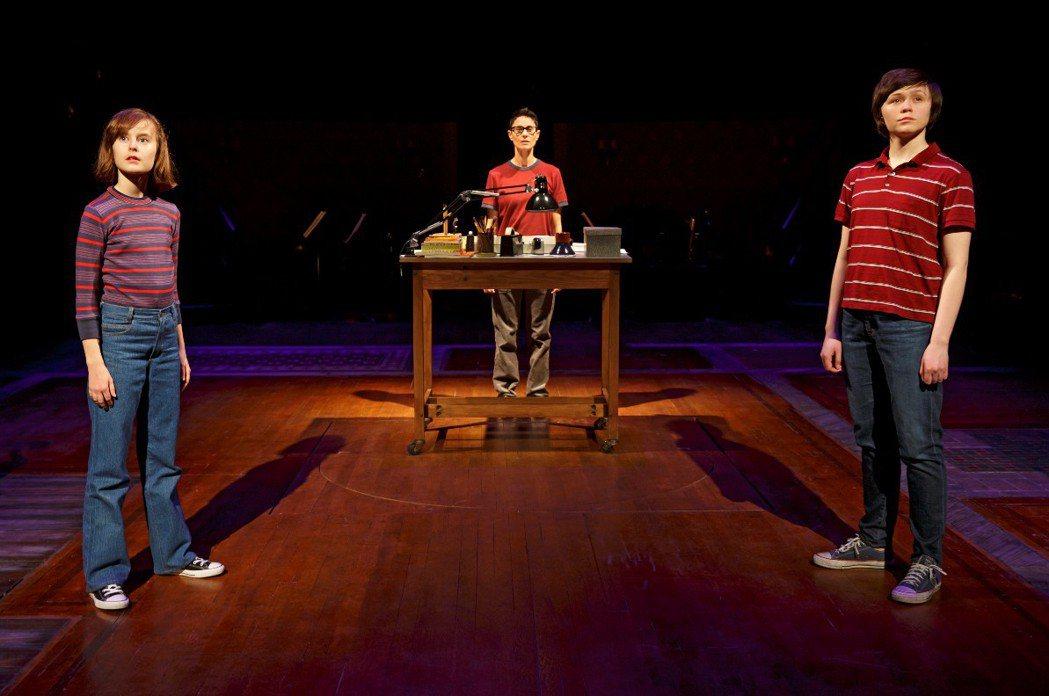 《Fun Home》被改編為音樂劇搬上了舞台。 圖/美聯社