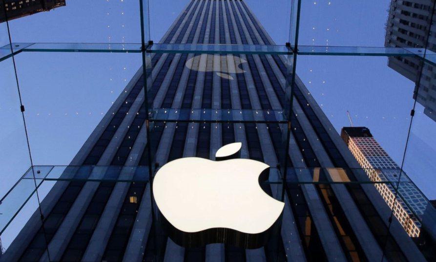 App Store上月營收創歷史新高紀錄。 圖/美聯社資料照
