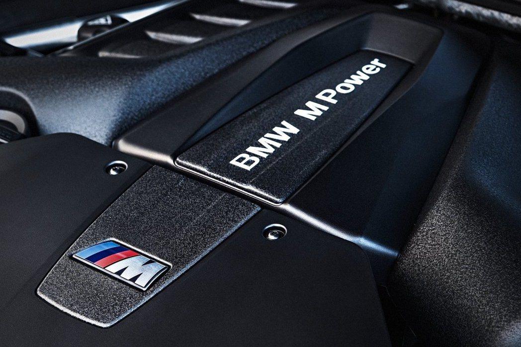 雖然BMW X6引擎排氣量較GLE 63小,但在Hamann打造下性能表現仍相當...