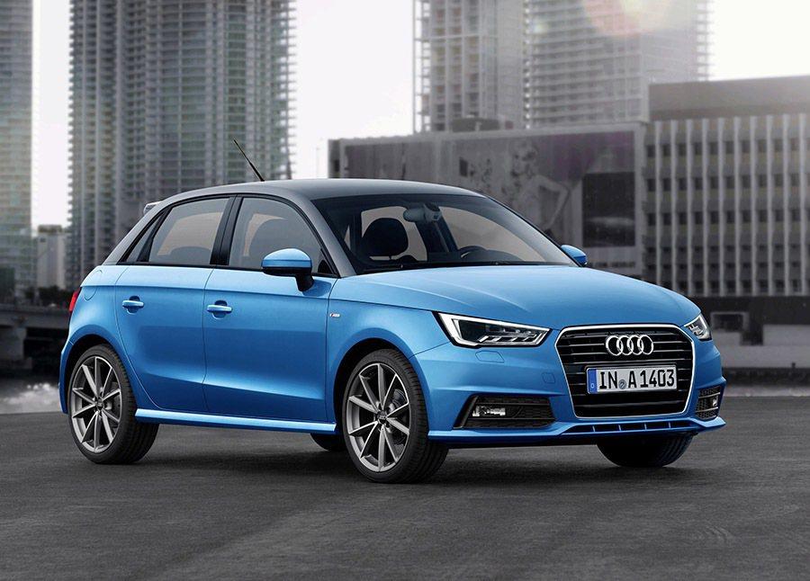 Audi A1榮獲讀者評選Small Compact級距最佳品質。 Audi提供