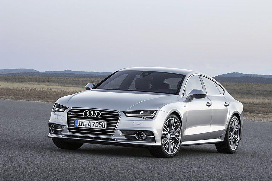 Audi A7以精緻工藝和時尚外型,一舉奪得Full-Size Class級距「...