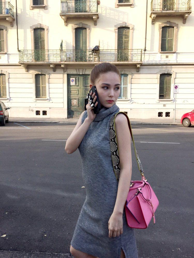 獨特的時尚品味加上一般人也容易模仿的穿搭技巧(容易穿出優質身型比例),再加上亞洲...