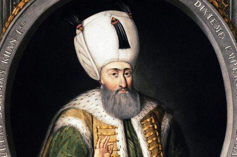 鄂圖曼史上最著名的蘇丹蘇萊曼一世,歐洲人稱他為「大帝」,鄂圖曼內部則稱呼他為「立...