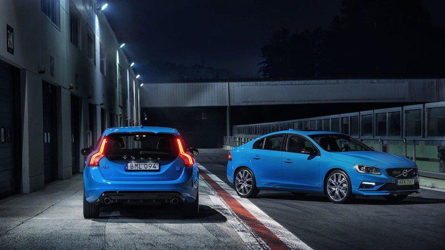 新的Volvo S60與V60 Polestar將換上更強悍的動力。 Volvo...