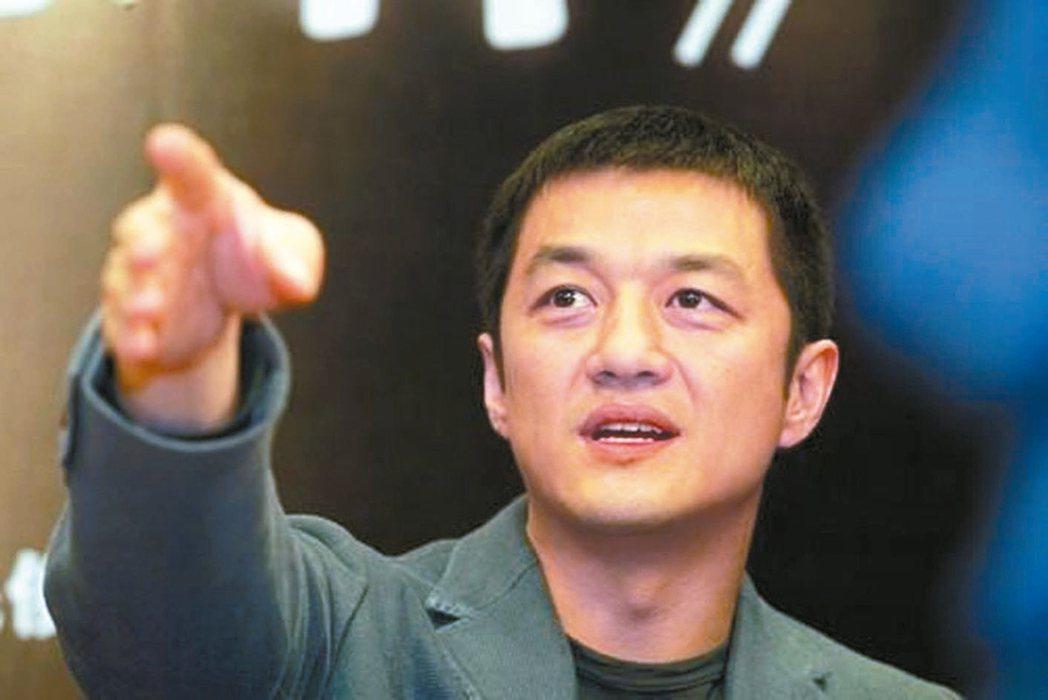 李亞鵬。 圖/摘自新華網