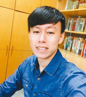 民間司法改革基金會台中辦公室主任黃暐庭。 記者陳宏睿/攝影
