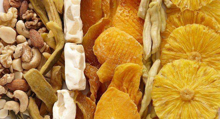 水果乾。 圖片/業者提供。