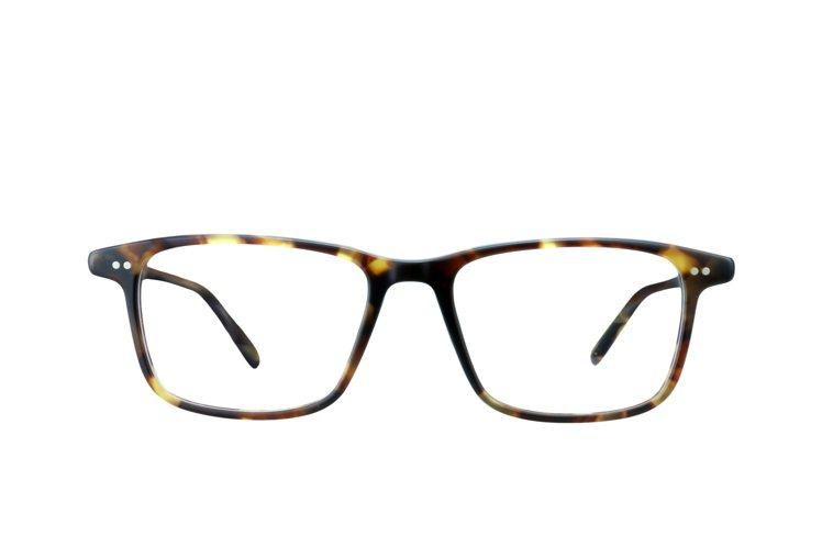 KILSGARRD WALDOFF沈穩而細緻的方形設計,摒除不必要的裝飾展現眼鏡...