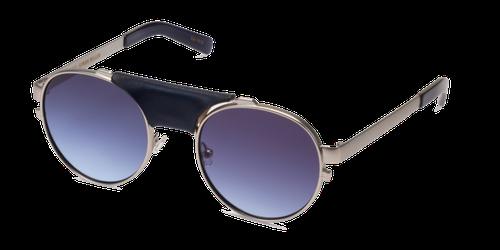 MOSCOT X SIMON MILLER聯名墨鏡,15,800元。圖/必久戴提...