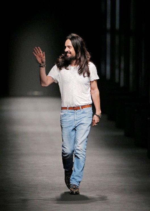 Gucci創意總監 Alessandro Michele。圖/Gucci提供