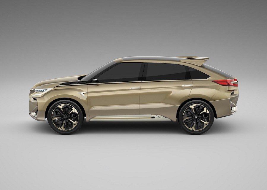 全新的Acura中型SUV可能會命名為CDX,是由HR-V衍生的新作品。 Ho...