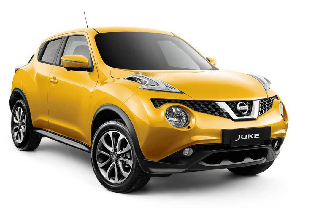 Nissan Juke。 圖/Nissan提供