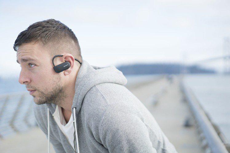 Sony Smart B-Trainer智慧音樂慢跑教練是全球