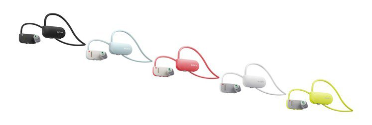 Sony Smart B-Trainer智慧音樂慢跑教練,售價7,990元。圖/...